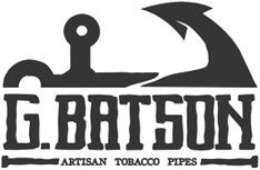 G. Batson Pipes Logo